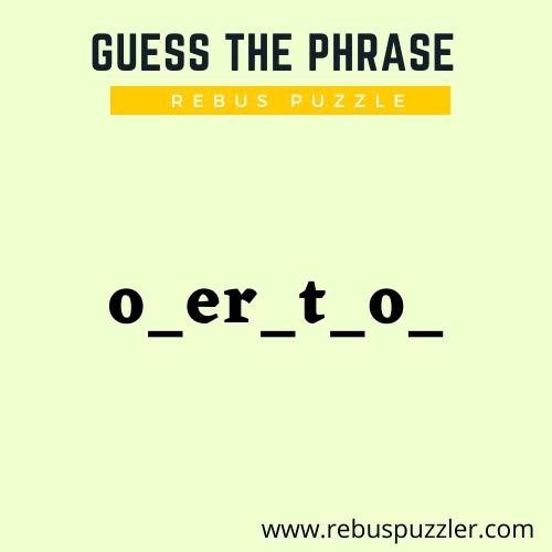o_er_t_o_ Answer